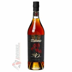 Malteco 20 Years Rum [0,7L|41%]