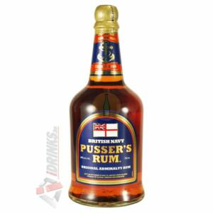 Pusser's British Navy Rum [0,7L|40%]
