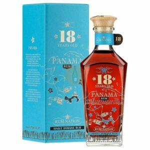 Rum Nation Panama 18 Years Rum [0,7L|40%]