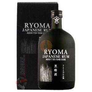Ryoma 7 Years Rum [0,7L|40%]
