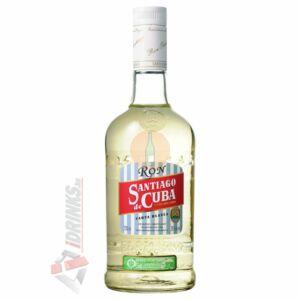 Santiago de Cuba Carta Blanca Rum [0,7L 38%]
