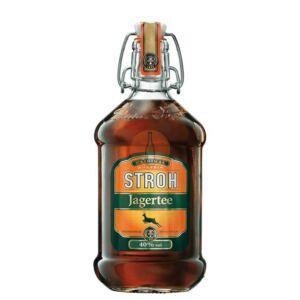 Stroh Jagertee Rum [0,5L 40%]