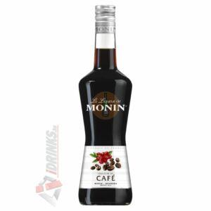 Monin Coffee /Kávé/ Likőr [0,7L 25%]