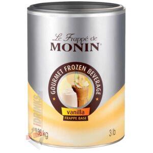 Monin Vanilia Frappé Por [1,36kg]