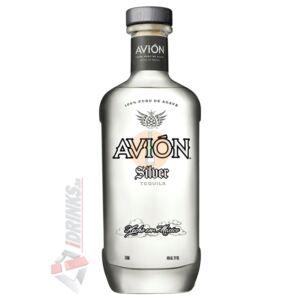 Avión Silver Tequila [0,7L 40%]
