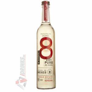 Ocho Reposado Tequila [0,5L|40%]