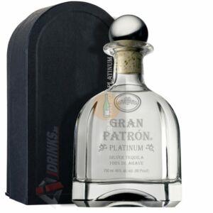Patron Grand Platinum Tequila [0,7L|40%]