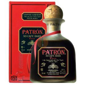 Patron XO Cafe Dark Cocoa Tequila (DD) [0,7L|30%]
