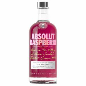 Absolut Raspberry /Málna/ Vodka [1L 40%]
