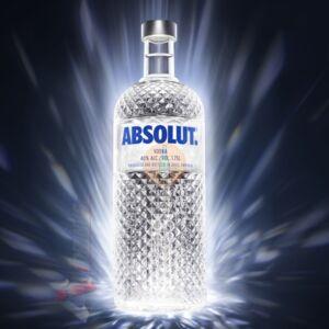 Absolut Blue Vodka Night Bottle [1,75L 40%]