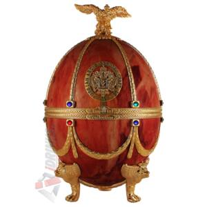 """Imperial Collection Faberge Egg  """"Marble disagne"""" Vodka [0,7L