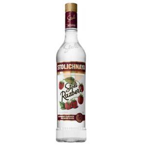 Stolichnaya Razberi Vodka [0,7L 37,5%]