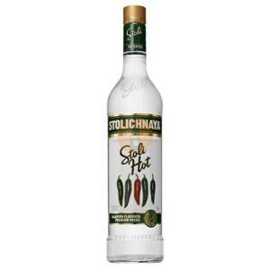 Stolichnaya Hot Vodka [0,7L 37,5%]