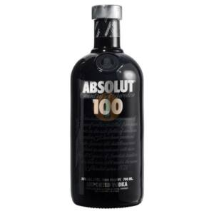 Absolut 100 Vodka [0,7L 50%]