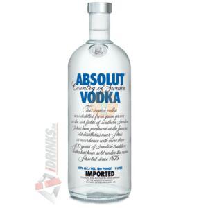 Absolut Blue Vodka [4,5L 40%]