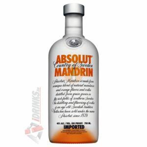Absolut Mandarin Vodka [0,7L|40%]