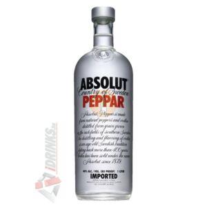 Absolut Peppar /Paprika/ Vodka [1L|40%]