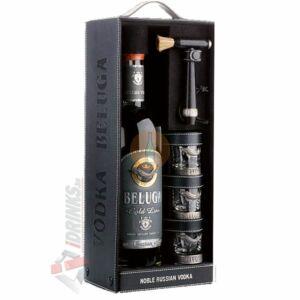 Beluga Gold Line Vodka (DD+ 3 pohár) [0,7L|40%]