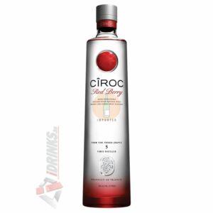 Ciroc Red Berry Vodka [0,7L|37,5%]