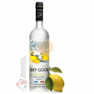 Grey Goose Citrom Vodka [0,7L|40%]