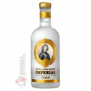 Russian Carskaja Imperial Gold Vodka [0,7L 40%]