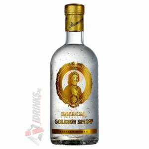 Russian Carskaja Imperial Golden Snow Vodka [0,7L 40%]