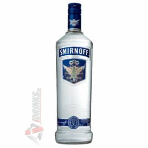 Smirnoff Blue Vodka [1L 50%]