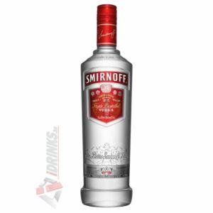 Smirnoff Red Vodka [0,7L|37,5%]