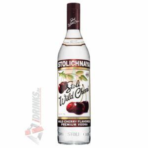 Stolichnaya Wild Cherry /Vadcseresznye/ Vodka [0,7L 37,5%]