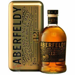Aberfeldy 12 Years Gold Bar Edition Whisky [0,7L 40%]