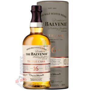 Balvenie 16 Years Triple Cask Whisky [0,7L|40%]