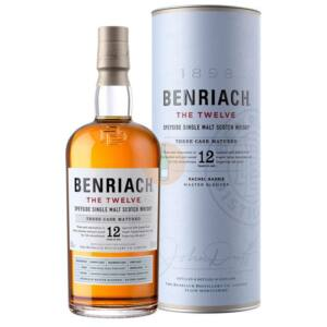 BenRiach 12 Years Whisky [0,7L|46%]