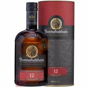 Bunnahabhain 12 Years Whisky [0,7L|46,3%]
