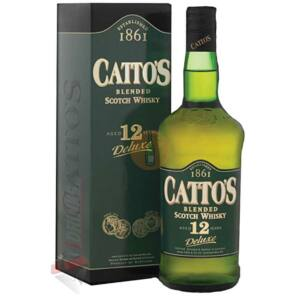 Cattos 12 Years Whisky [0,7L|40%]