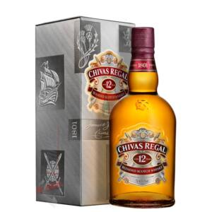 Chivas Regal 12 Years Whisky [0,5L 40%]