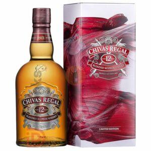 Chivas Regal 12 Years Whisky (FDD) [0,7L 40%]