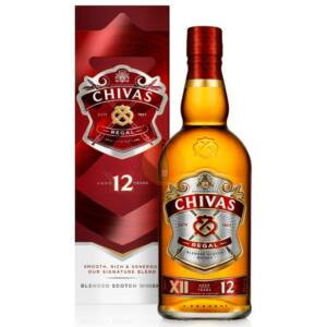 Chivas Regal 12 Years Whisky [0,7L|40%]