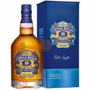 Chivas Regal 18 Years Whisky [0,7L 40%]