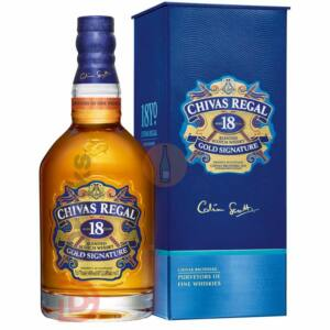 Chivas Regal 18 Years Whisky [0,7L|40%]