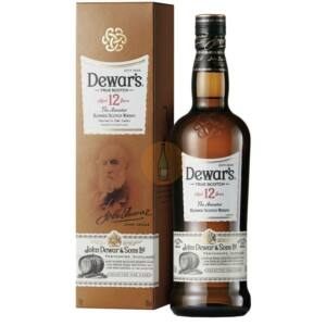Dewars 12 Years Whisky [0,7L|40%]