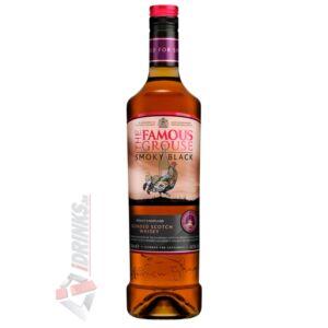 Famous Grouse Smoky Black Whisky [1L 40%]