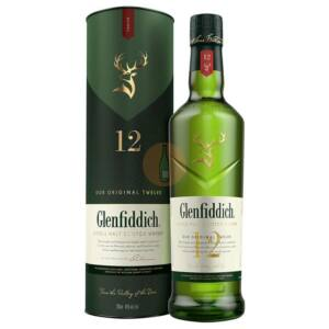 Glenfiddich 12 Years Whisky [1L 40%]