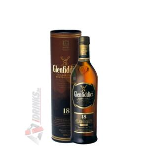 Glenfiddich 18 Years Whisky [0,2L|43%]
