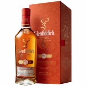 Glenfiddich 21 Years Whisky Reserva Rum Cask Finish [0,7L|43,2%]