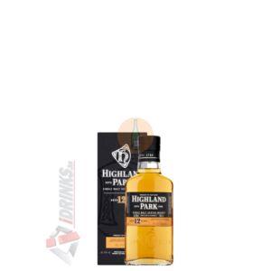 Highland Park 12 Years Whisky Mini [0,05L 40%]