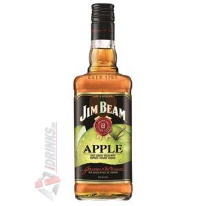 Jim Beam Apple Whiskey [0,7L|32,5%]