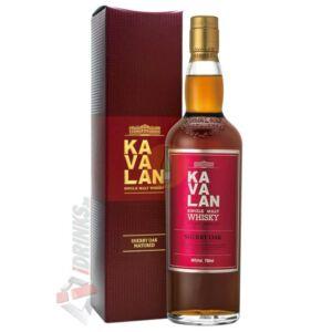 Kavalan Sherry Oak Whisky [0,7L|46%]