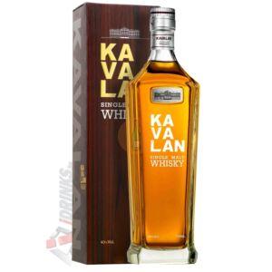 Kavalan Single Malt Whisky [0,7L|40%]