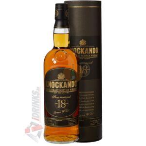 Knockando 18 Years Slow Matured Whisky [0,7L|43%]