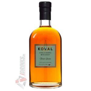 Koval Four Grain Whiskey [0,5L 47%]